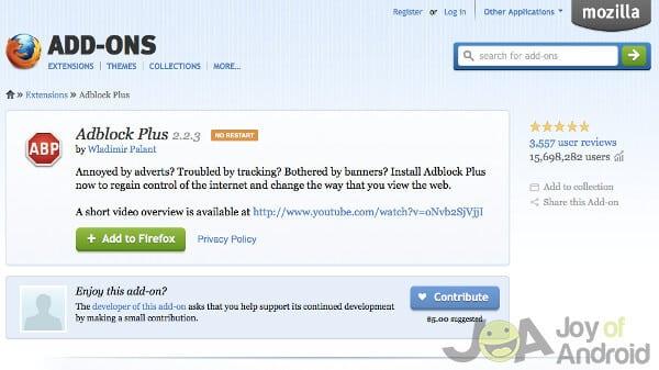 Zastavte vyskakovacie okná vo Firefoxe