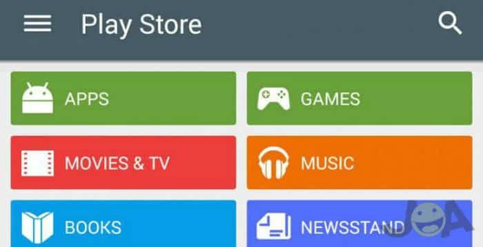 Aktualizovaná verzia Obchodu Play