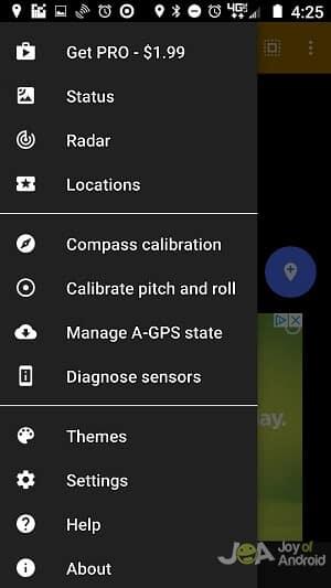 Ako opraviť problémy s GPS systému Android: 8 Spôsoby, ktoré môžete použiť    Radosť z Androidu