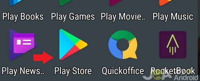 Aplikácia Google