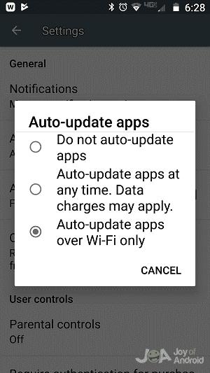 Dátové Wifi