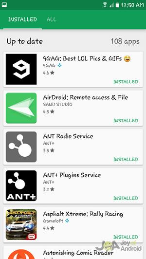 Zaujíma vás, prečo sa váš prehliadač Android stále zrúti? 6