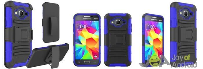 Ako opraviť Samsung Galaxy Bizarný problém hovoru J3 3