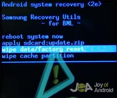 Ako opraviť Samsung Galaxy Bizarný problém hovoru J3 5