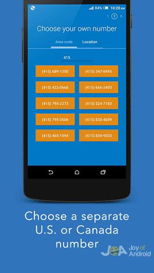 telefónne linky android line3