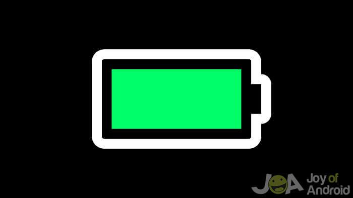 plná batéria