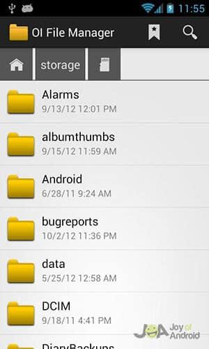 oi-navigate-java-apps