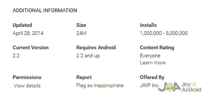 app-info-java-apps