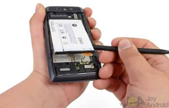 Vyberateľná batéria
