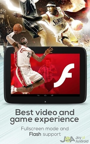 flash player dolphin1 pre Android