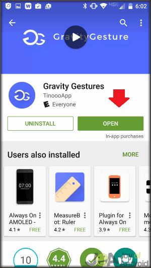 Otvorená gravitácia