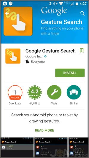 Google vyhľadávanie