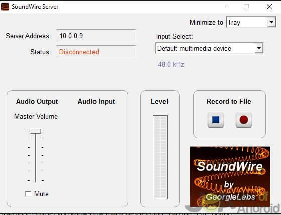 Server Soundwire