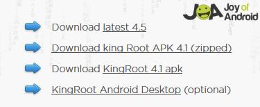 Samsung a7 Kingroot na stiahnutie