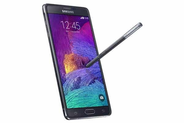 Samsung Galaxy Poznámka 4