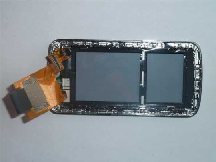 LCD obrazovka