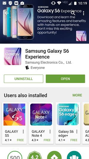 Skúsenosti spoločnosti Samsung