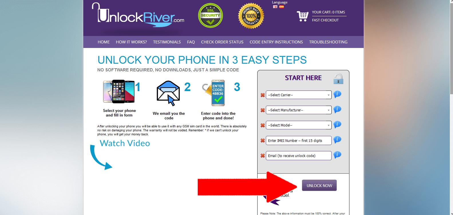 unlock-river-main-page