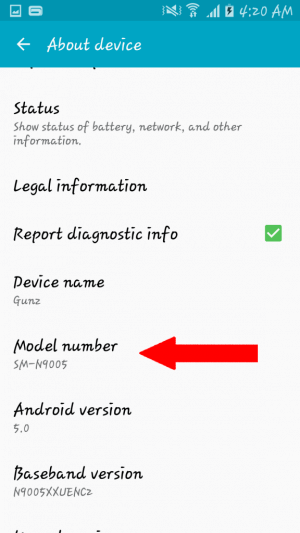 Číslo modelu