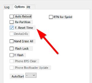 Root S6 Edge Plus f čas resetu