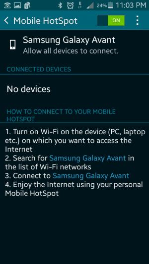 Samsung skončil
