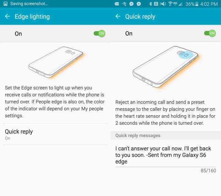 S6 Edge - rýchla odpoveď