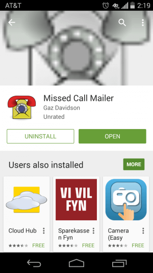 Missed-Call-Mailer-Install