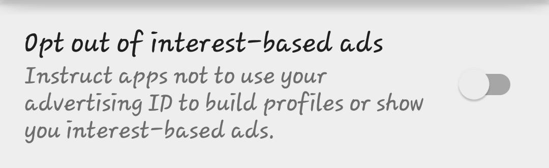 Ako zastaviť reklamy založené na polohe v systéme Android