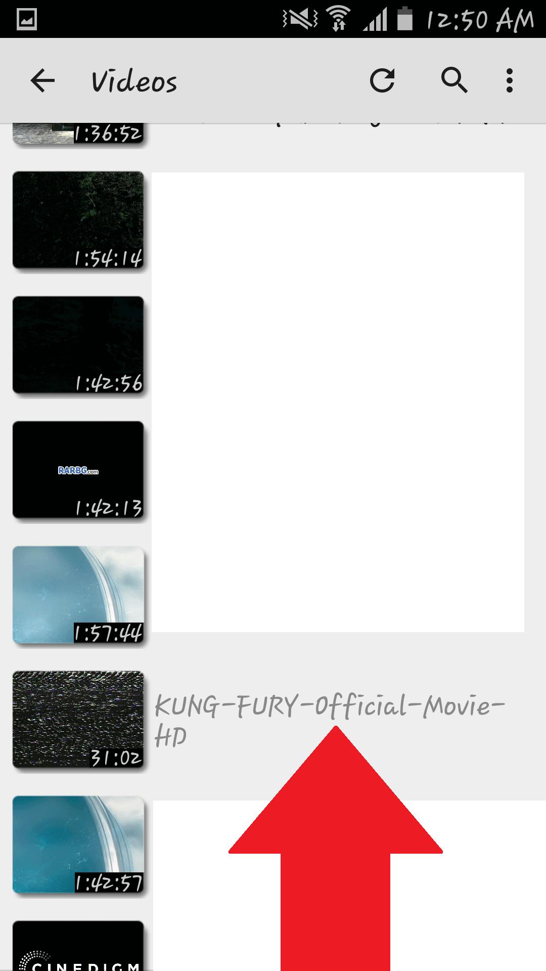 prevádzať videá pre Android