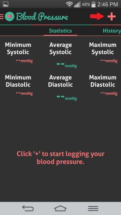 HI krvný sledovač zdravia