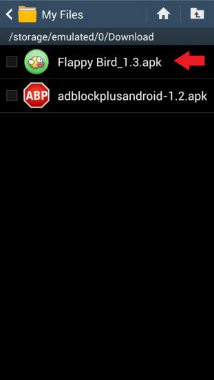 Súbor APK