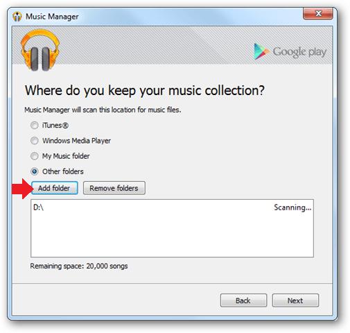 Odovzdanie správcu hudby