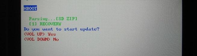 Nainštalujte aktualizačný bootloader