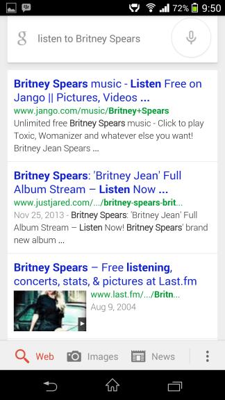 Počúvajte hudbu v službe Asistent Google