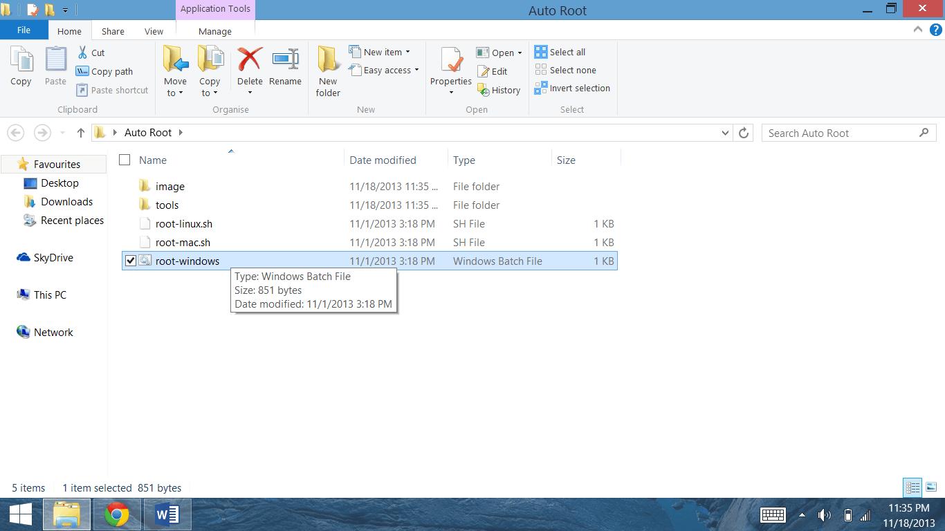 koreň-windows.bat