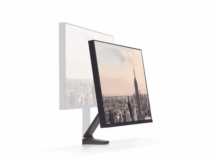 priestorový monitor odmien odmeňovania samsung