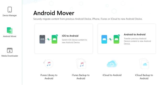 AnyTransⓇ pre Android - komplexná recenzia 4
