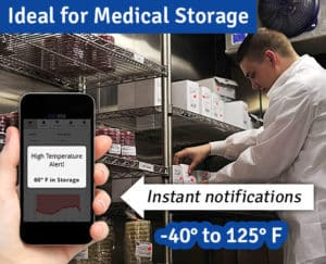 Recenzia najlepšieho bezdrôtového teplotného senzora: Temp Stick od Ideal Sciences 3