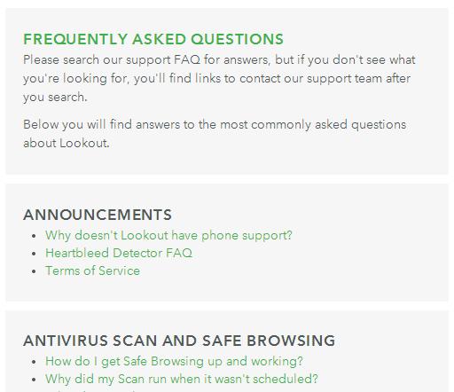 podpora online a v aplikácii