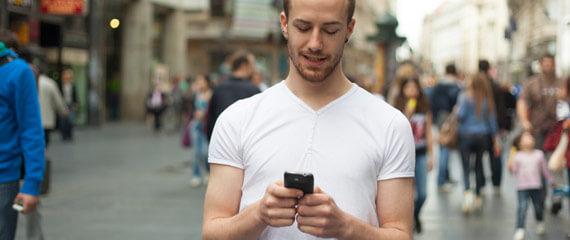 Klávesnica Swiftkey pre Android - používateľské rozhranie
