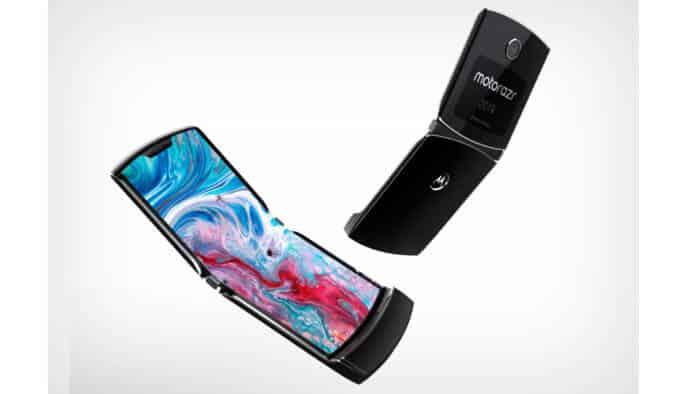 2 Najlepšie otočné telefóny s dotykovou obrazovkou 1