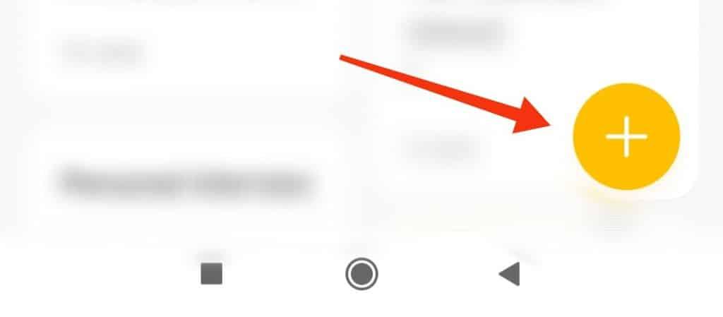 klepnite na ikonu +