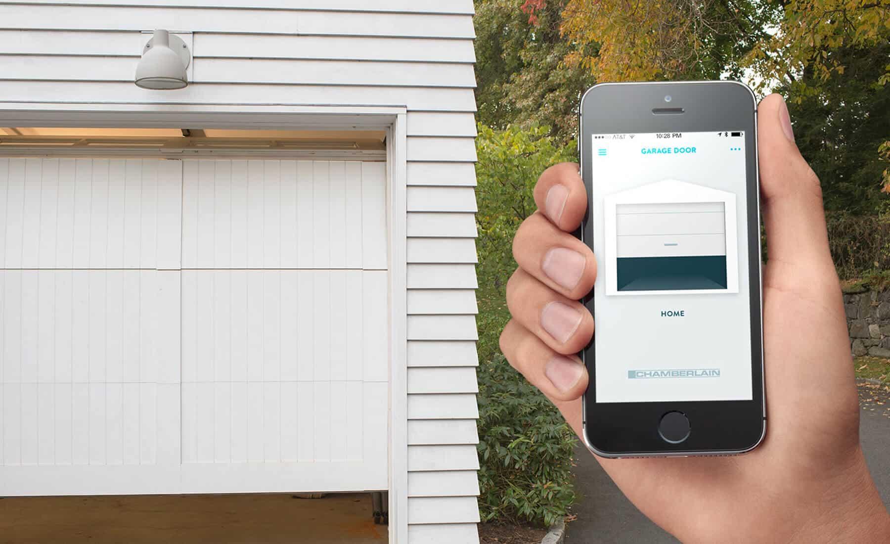 5 Najlepší inteligentný otvárač garážových brán ovládaný systémom Android v roku 2021 1