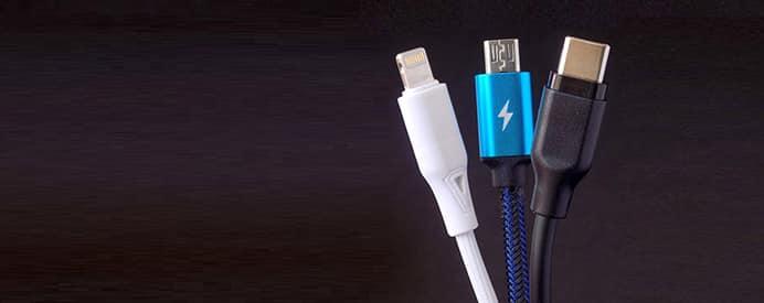 5 Najlepší kábel Micro USB pre Android - udržujte svoje pomôcky v prevádzke 1