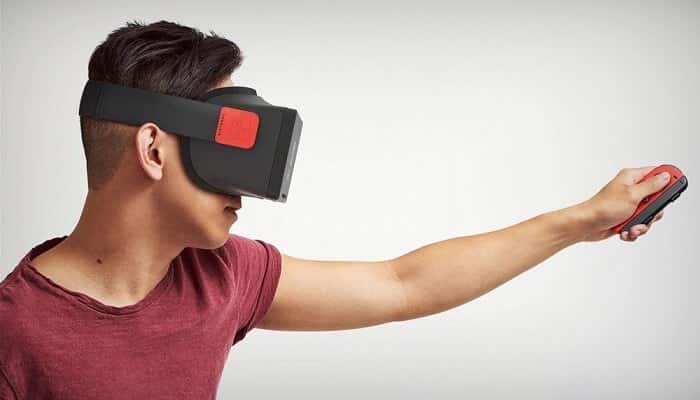 5 Najlepšia súprava VR pre telefóny s Androidom 1
