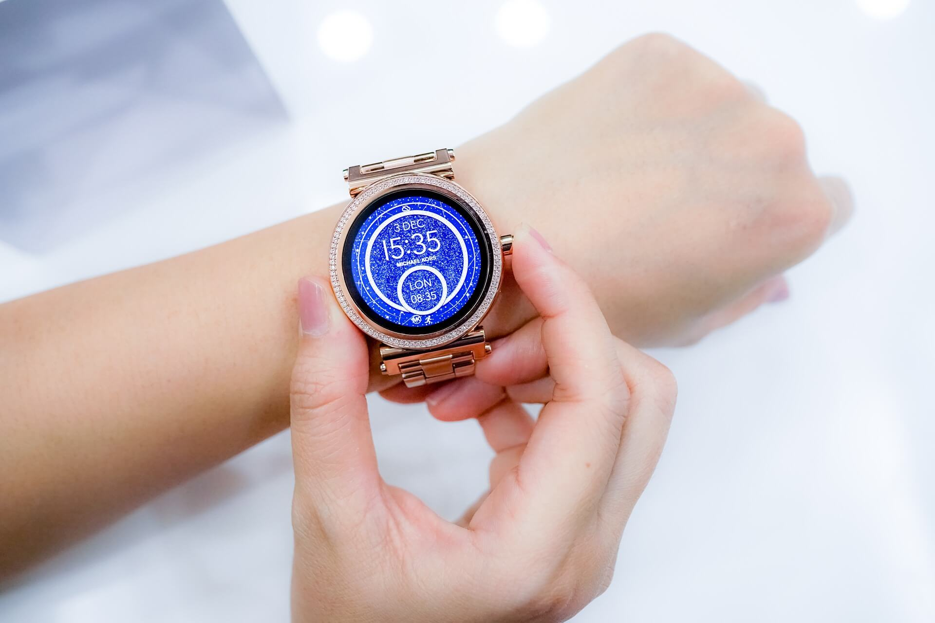 5 Najlepšie hodinky Android pre ženy 1