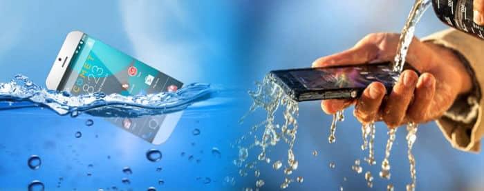 5 Najlepšie lacné vodotesné smartfóny 1