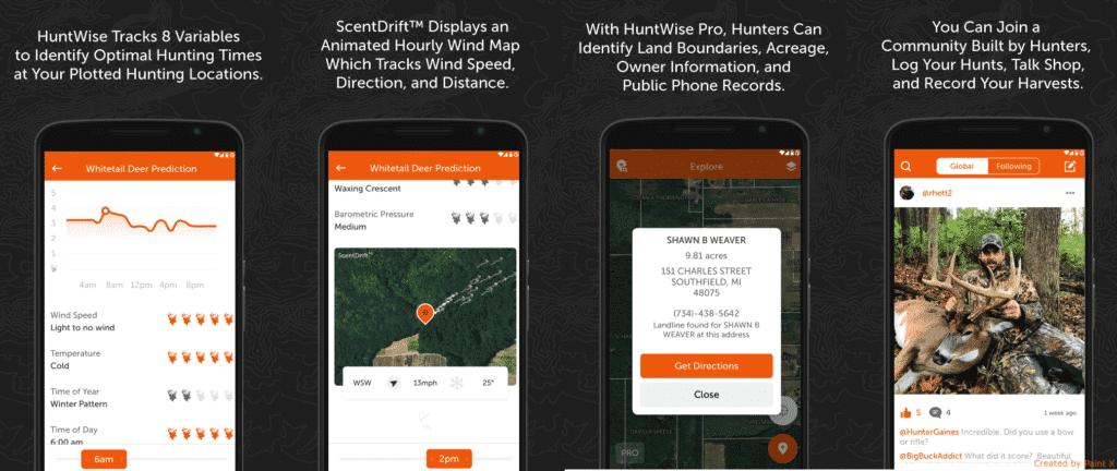 5 Najlepšie poľovnícke aplikácie pre Android na zlepšenie vášho cieľa 2