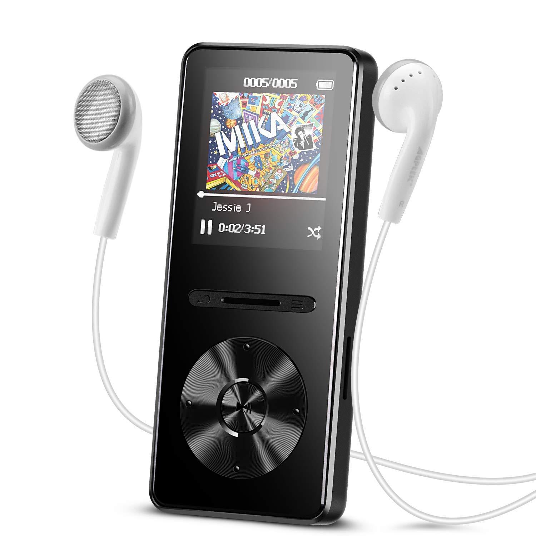 MP3 prehrávač AGPTEK A29 pre Android