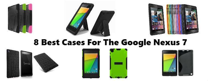 8 Najlepšie prípady pre Google Nexus 7 (Verzia 2013): Chráňte štýlom 1